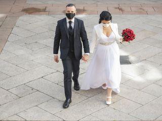 Le nozze di Bernadette e Ignazio 1
