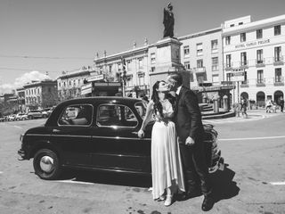 Le nozze di Bernadette e Ignazio