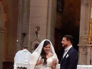 Le nozze di Stefania  e Francesco Paolo  1