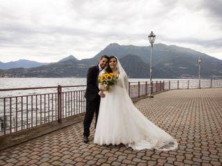 Le nozze di Stefania  e Francesco Paolo