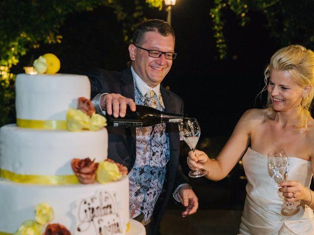 Le nozze di Lavinia e Gianluca