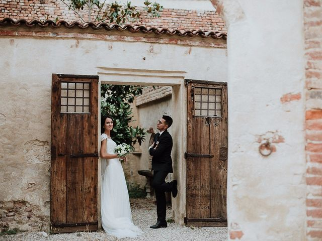 le nozze di Elena e Federico