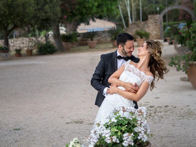 le nozze di Barbara e Nicola