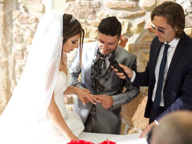 Il matrimonio di Daniele e Giovanna a Partinico, Palermo 1