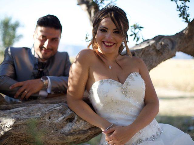 Il matrimonio di Daniele e Giovanna a Partinico, Palermo 2