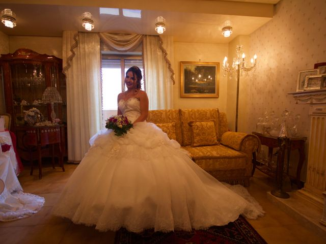 Il matrimonio di Daniele e Giovanna a Partinico, Palermo 9