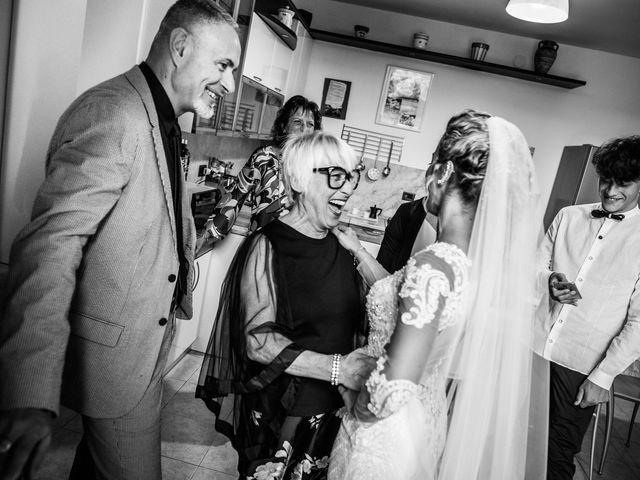 Il matrimonio di Valerio e Serena a Livorno, Livorno 11
