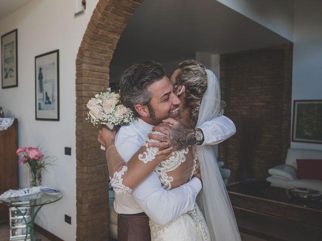 Il matrimonio di Valerio e Serena a Livorno, Livorno 13