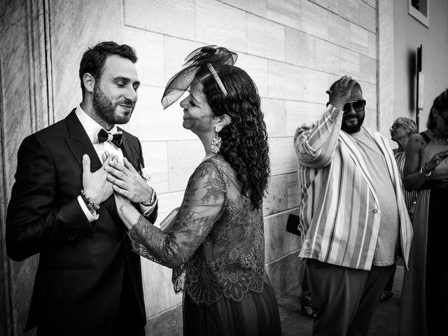 Il matrimonio di Valerio e Serena a Livorno, Livorno 15