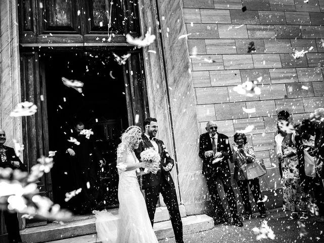 Il matrimonio di Valerio e Serena a Livorno, Livorno 33