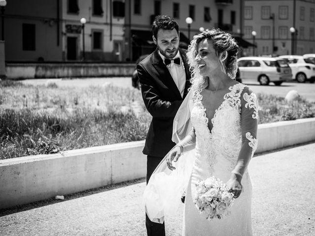 Il matrimonio di Valerio e Serena a Livorno, Livorno 36