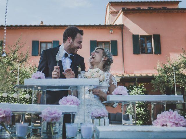 Il matrimonio di Valerio e Serena a Livorno, Livorno 57