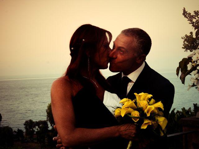 Le nozze di clara e angelo
