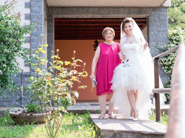 Il matrimonio di Marco e Elena a Brembilla, Bergamo 29