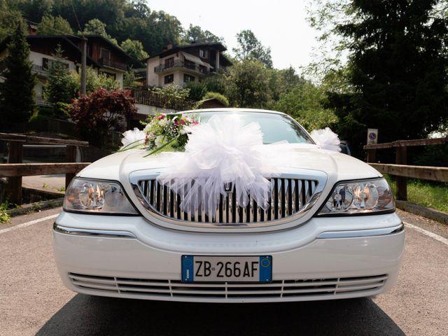 Il matrimonio di Marco e Elena a Brembilla, Bergamo 30