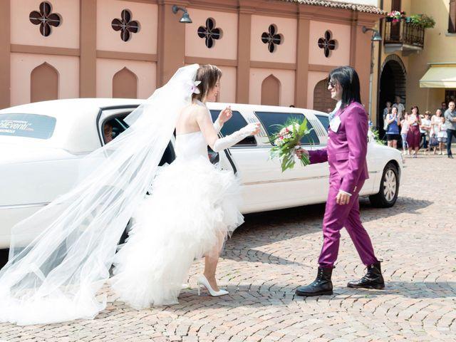 Il matrimonio di Marco e Elena a Brembilla, Bergamo 32