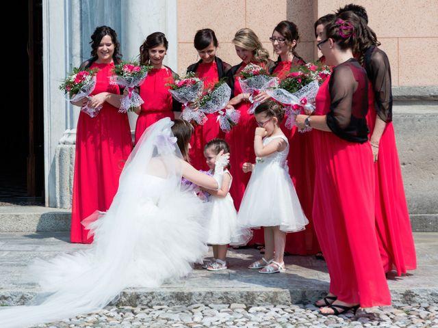Il matrimonio di Marco e Elena a Brembilla, Bergamo 33