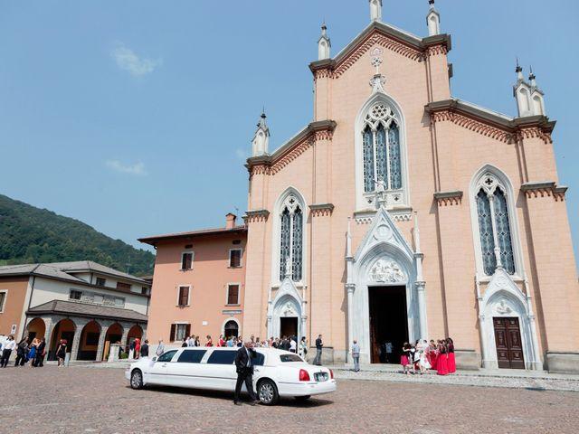 Il matrimonio di Marco e Elena a Brembilla, Bergamo 34