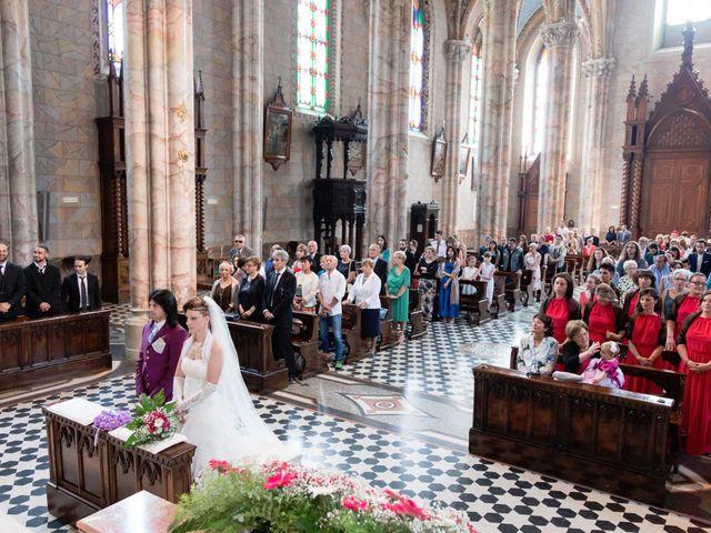 Il matrimonio di Marco e Elena a Brembilla, Bergamo 36