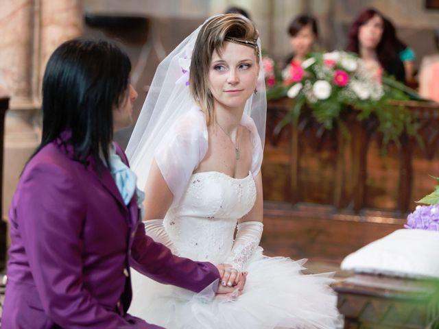 Il matrimonio di Marco e Elena a Brembilla, Bergamo 39