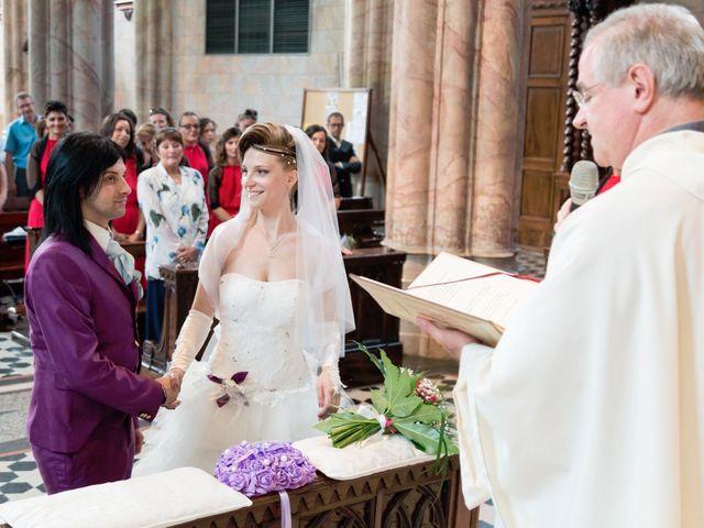 Il matrimonio di Marco e Elena a Brembilla, Bergamo 40
