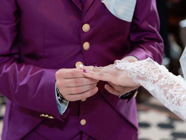 Il matrimonio di Marco e Elena a Brembilla, Bergamo 43