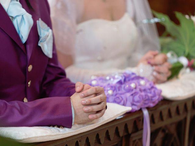Il matrimonio di Marco e Elena a Brembilla, Bergamo 46