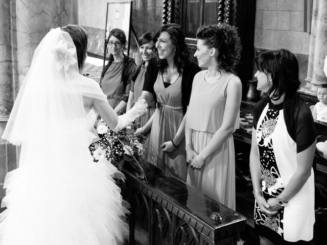 Il matrimonio di Marco e Elena a Brembilla, Bergamo 50