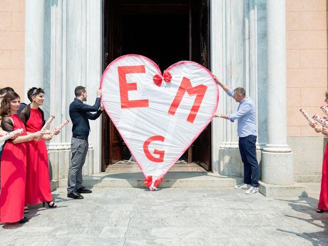 Il matrimonio di Marco e Elena a Brembilla, Bergamo 53