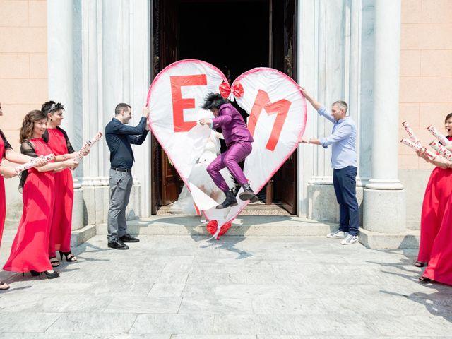 Il matrimonio di Marco e Elena a Brembilla, Bergamo 1