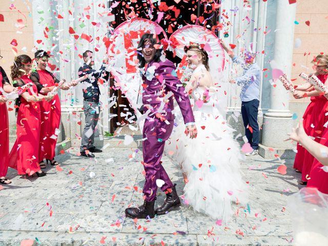 Il matrimonio di Marco e Elena a Brembilla, Bergamo 54