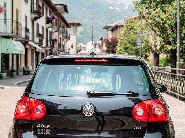 Il matrimonio di Marco e Elena a Brembilla, Bergamo 57