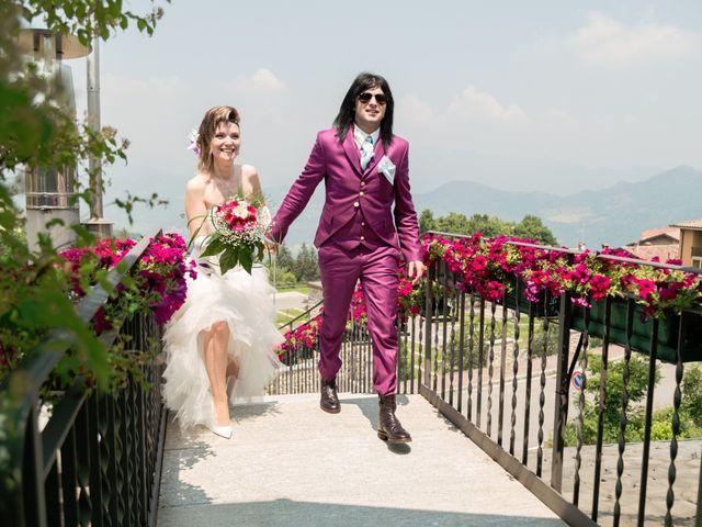 Il matrimonio di Marco e Elena a Brembilla, Bergamo 62