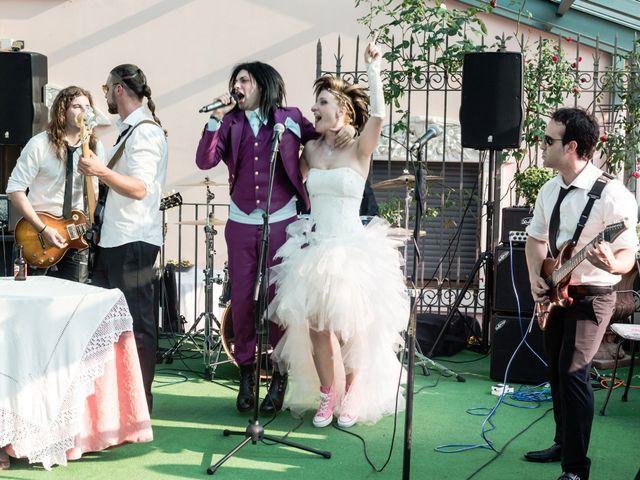 Il matrimonio di Marco e Elena a Brembilla, Bergamo 84