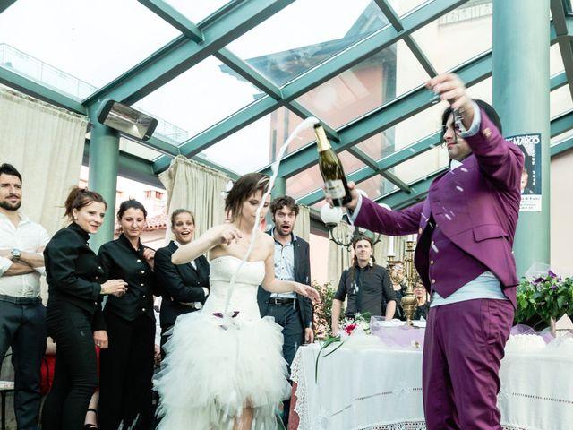 Il matrimonio di Marco e Elena a Brembilla, Bergamo 89