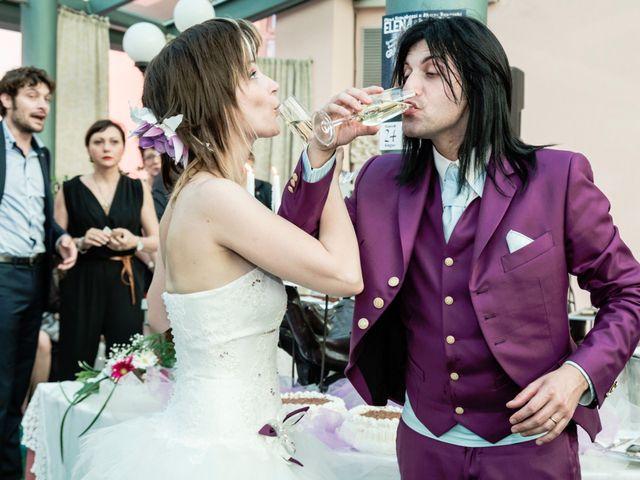 Il matrimonio di Marco e Elena a Brembilla, Bergamo 90