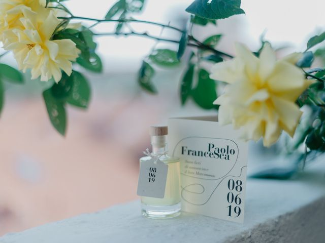 Il matrimonio di Francesca e Paolo a Vertemate con Minoprio, Como 3