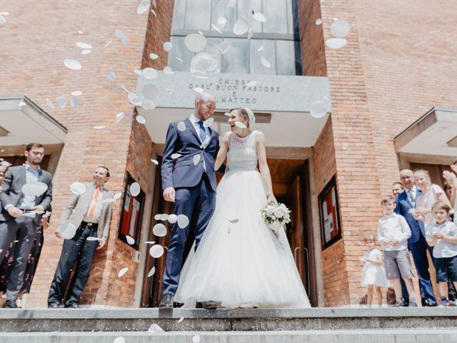 Il matrimonio di Francesca e Paolo a Vertemate con Minoprio, Como 7