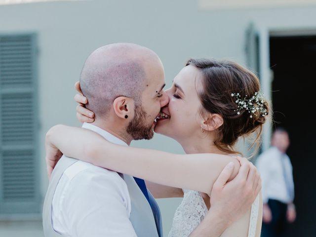Il matrimonio di Francesca e Paolo a Vertemate con Minoprio, Como 11