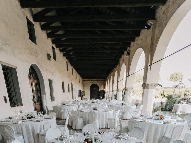 Il matrimonio di Chiara e Simone a Abano Terme, Padova 14