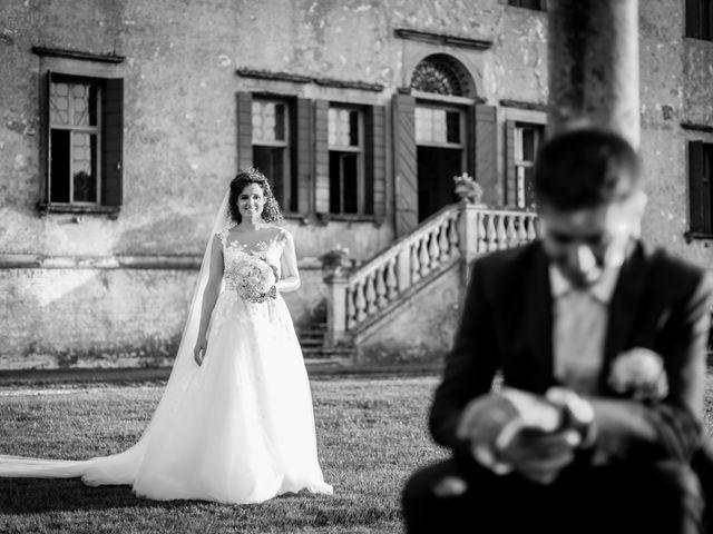 Il matrimonio di Chiara e Simone a Abano Terme, Padova 17