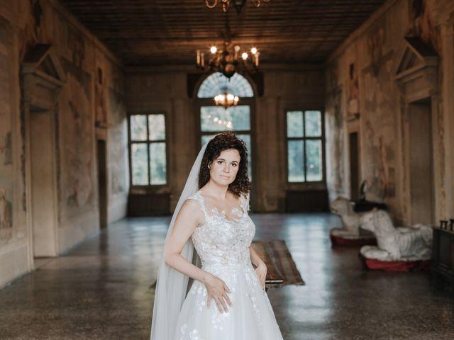Il matrimonio di Chiara e Simone a Abano Terme, Padova 22