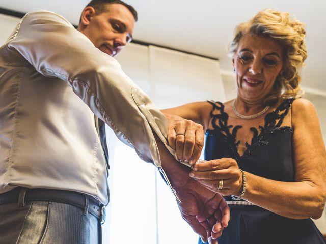 Il matrimonio di Fabio e Francesca a Trino, Vercelli 8