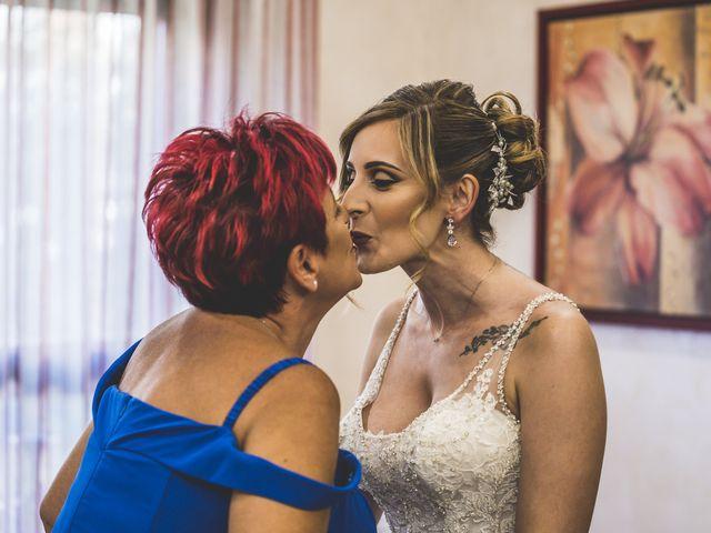 Il matrimonio di Fabio e Francesca a Trino, Vercelli 24