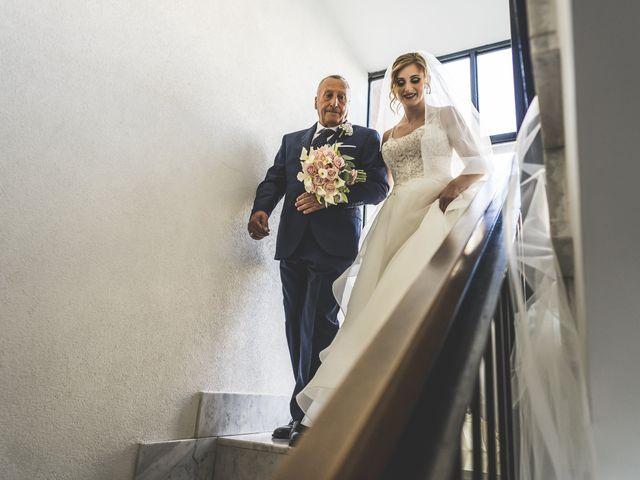 Il matrimonio di Fabio e Francesca a Trino, Vercelli 25