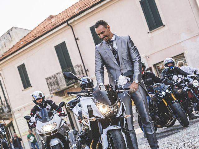 Il matrimonio di Fabio e Francesca a Trino, Vercelli 27