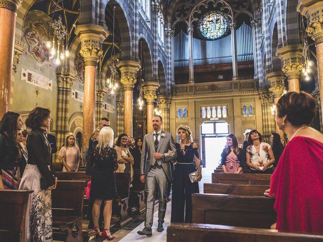 Il matrimonio di Fabio e Francesca a Trino, Vercelli 28
