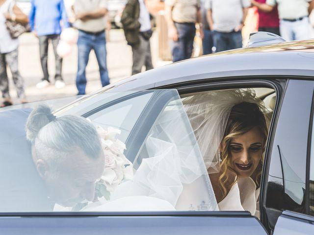 Il matrimonio di Fabio e Francesca a Trino, Vercelli 29