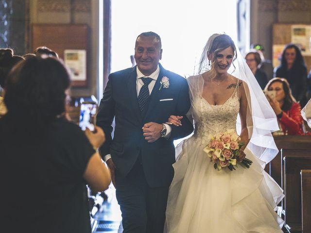 Il matrimonio di Fabio e Francesca a Trino, Vercelli 31
