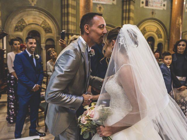 Il matrimonio di Fabio e Francesca a Trino, Vercelli 33